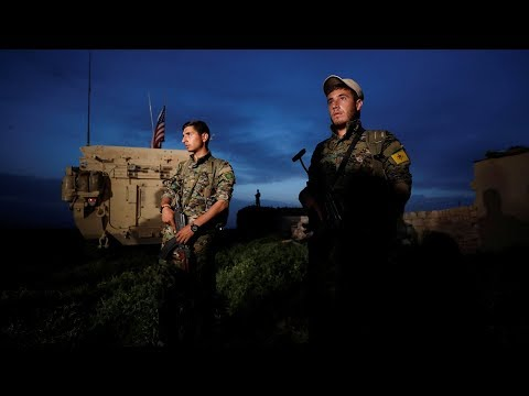 Northern Syria: The United States, Turkey, and the Kurds