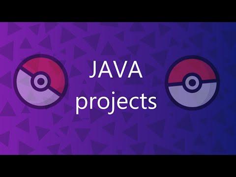 Java tutorial polski - Pokemon - ogólny plan architektury