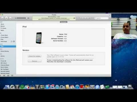 How to Restore Iphone Ipod or iPad from Disabled 5.1.1 5.1.0 5.0.1 5.0