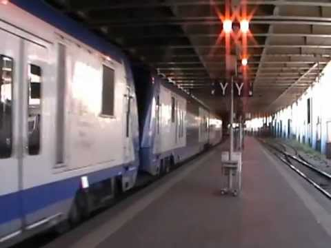 Cannes trains