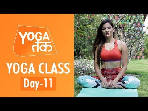 Yoga Class Eleven | Yoga Class | Yoga Tak
