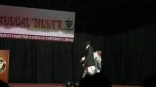 PAKISTAN ki Kahani Pakistani ki zubani  skit by GC universty students   part 1