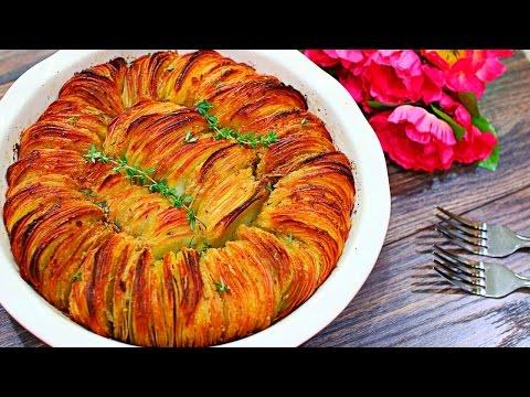 Crispy Roasted Potatoes Recipe - Roasted Potato Slices