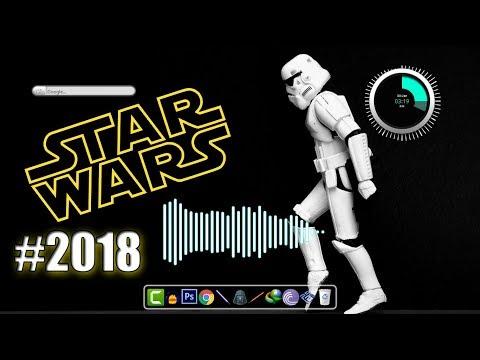 STAR WARS DESKTOP - How To Customize Windows Desktop PC (# 2018) ✔