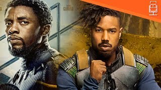 Black Panther Running time & Big Film Announcement Date Revealed