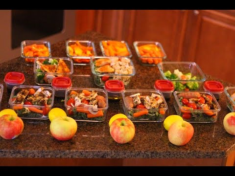 MEAL PREP FOR FAT LOSS!