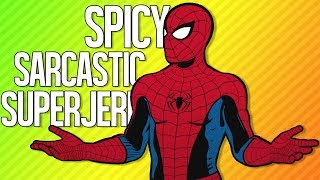 Download SPICY SARCASTIC SUPERJERK | Spider-Man PS4 Video