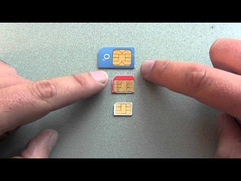 [Guida] Come trasformare una Micro Sim in una Nano Sim