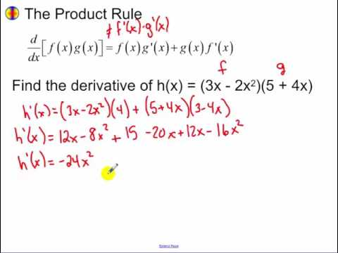 3.3 - Rules for Differentiation Day 1 (2017)
