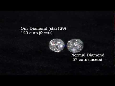 Star 129 Diamonds, available in Lafayette, LA only at Armentor Jewelers