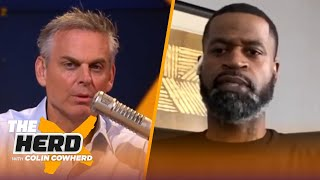 Stephen Jackson on his relationship with George Floyd & support for peaceful protestors | THE HERD