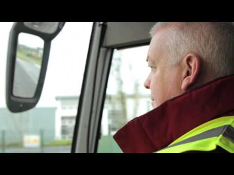 CPC Driver Certificate of Professional Competence - RSA Driving Test Video Series - Video 9
