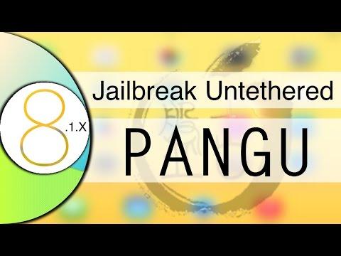 Jailbreak Untethered iOS 8.1    Pangu    Con Cydia    iDevices    Tutorial en Español    2014