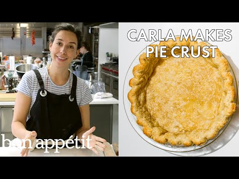 How to Make the Flakiest Pie Crust | From the Test Kitchen | Bon Appétit