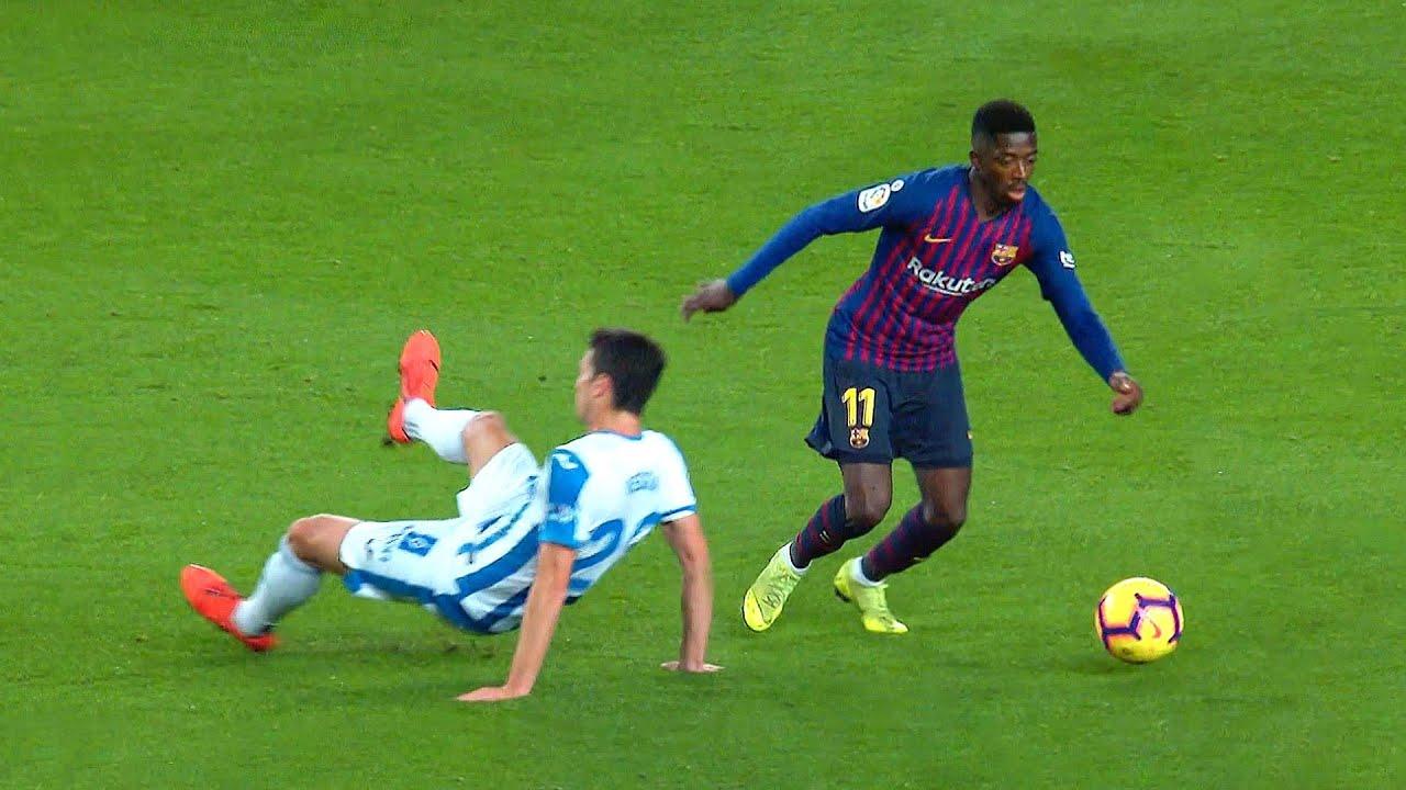 The Day Ousmane Dembélé Couldn't Stop Dribbling