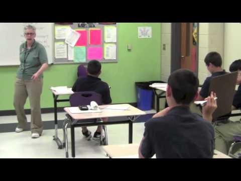 8th Grade Math Opener
