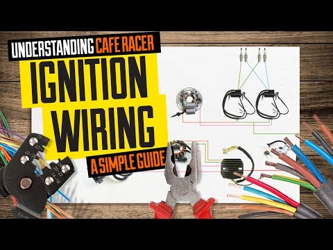 Understanding cafe racer ignition wiring (a simple guide)