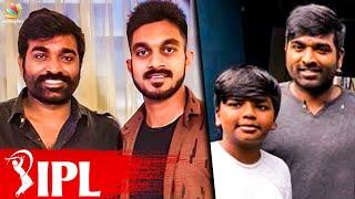 Download Vijay Sethupathi Meets Tamilnadu All-rounder | IPL 2019, Vijay Shankar | Hot Tamil Cinema News Video