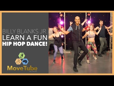 Learn Hip Hop Dance Moves Step by Step for Beginners with Billy Blanks Jr