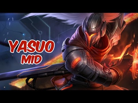 Yasuo Mid vs Ezreal - Diamond - Season 5 - Patch 5.12