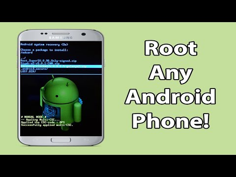 Root Android Without Computer Easily! (2017)   Root Any Android Phone Without PC