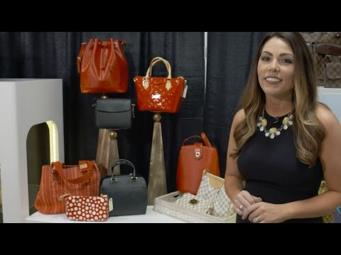 Today with Kandace - Dillard's Vintage Handbag Event (Fort Worth, TX)