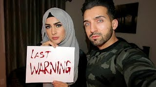 LAST WARNING (Shocked!!)