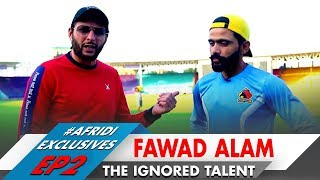 Fawad Alam The Ignored Talent | Shahid Afridi Exclusives Ep#2