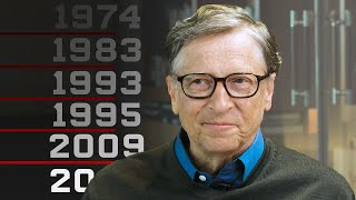 Bill Gates Breaks Down 6 Moments From His Life   WIRED