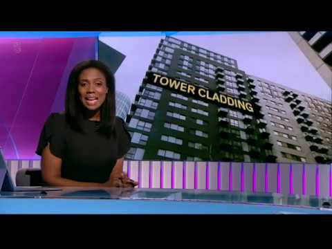 #Lendlease #CladdingScandal - Channel 5 News - 30/01/2019