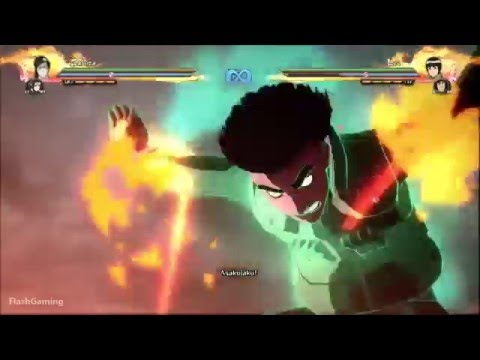 Naruto Shippuden Ultimate Ninja Storm 4: DLC PACK 2 ALL NEW TEAM Ultimate Justu