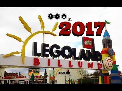 LEGOLAND Billund What's New in 2017