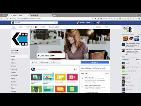 How to make an AWESOME Facebook page cover video 2017