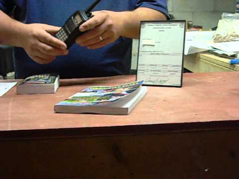 Get your Ham license. It's easy!