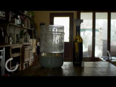 How to make lye and ashes detergent