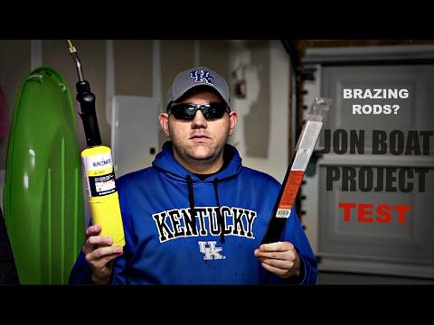 Brazing Rods Challenge