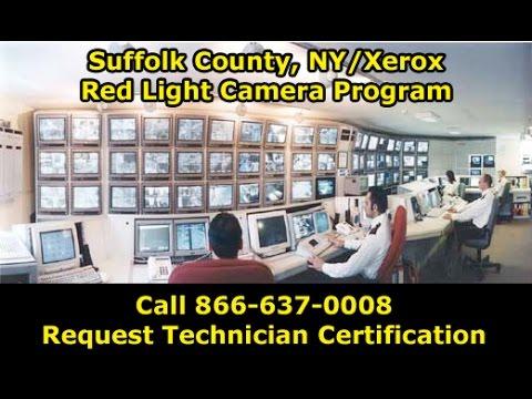 Red Light Cameras - Technician Certification Request