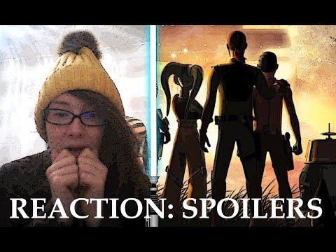 Star Wars Rebels S4: Jedi Night SHOCKING Reaction