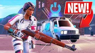 Fortnite NEW Reboot Van Gameplay! // Pro Fortnite Player // 2,100 Wins (Fortnite Battle Royale)