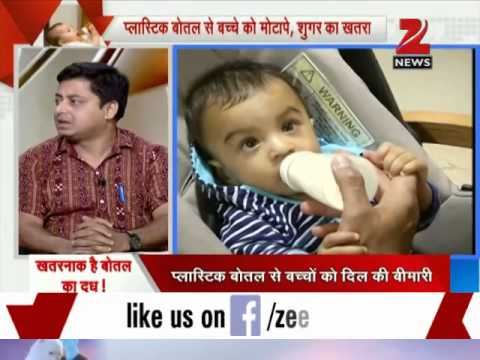 Bottle-feeding may risk your baby's health