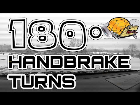 Handbrake Turns