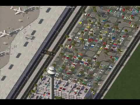 SimCity 4 Airport V 2