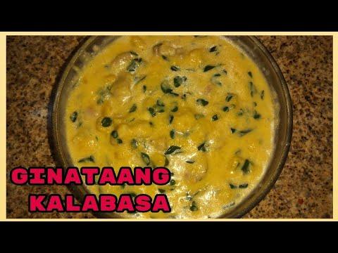 Nag Luto nang Ginataang Kalabasa (Linutik)   Wifey Life