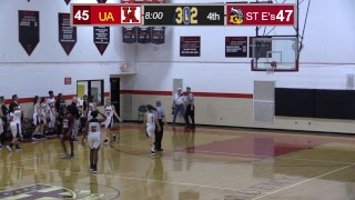 #4 St Elizabeths Visits #5 Ursuline Academy Girls Basketball Live From Ursuline