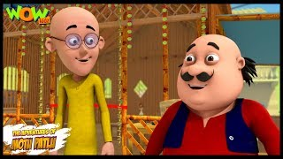 Motu Patlu New Episode | Cartoons | Kids TV Shows | Motu Patlu Ka Dhaba | Wow Kidz