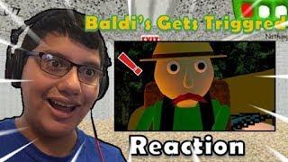 Greenninjatale Reacts To [sfm Baldi's Basics] Camping With Baldi By Gtagamer222
