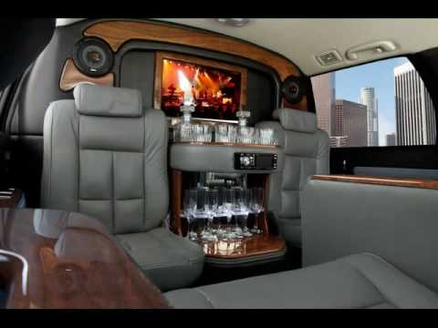 TOYOTA SEQUOIA CEO CUSTOM LIMO CONVERSION BY QUALITY COACHWORKS LIMOUSINE