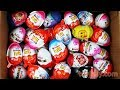 Download New Kinder Surprise Eggs Kinder Joy for Boys & Girls Unboxing Learn Colors Play doh Molds for Kids MP3,3GP,MP4