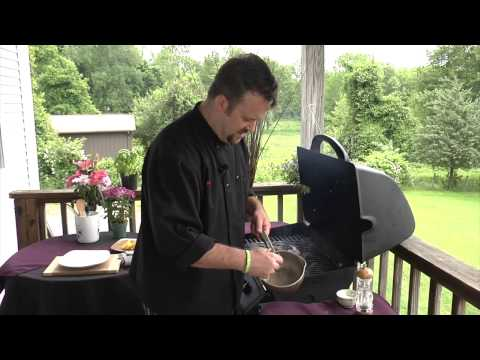 Grilled Lamb Chops With Lemon Butter : Grilling Out