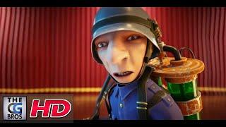 "CGI 3D Animated Short: ""X-Plan 2""  - by Xiong Hong Bing"